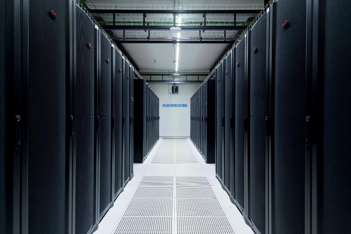 Data Center di Elmec Informatica
