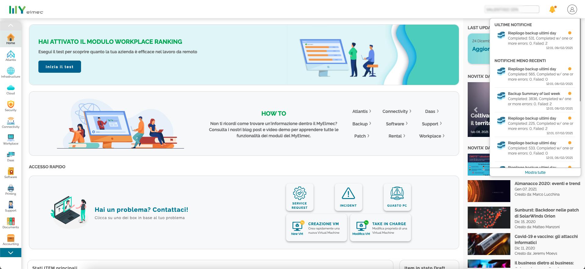 Homepage web 2