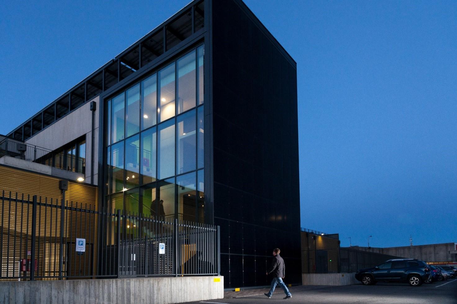 La sede di Brunello4 che accoglie il nostro data center