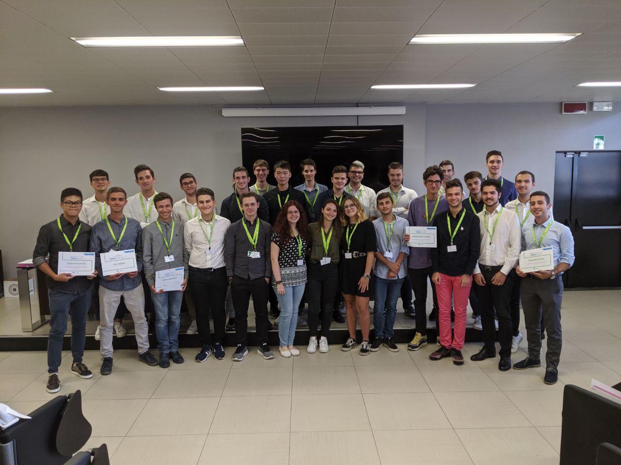 Elmec premia i migliori Talenti Digitali degli Istituti Tecnici. Tra i progetti degli studenti sviluppo delle app e domotica
