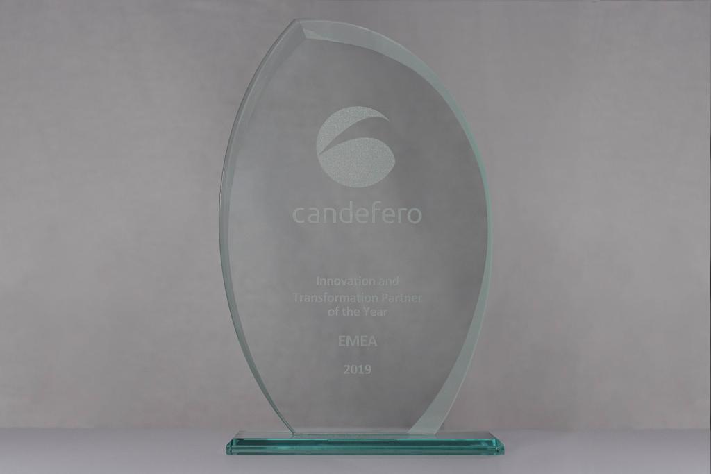 Elmec premiata come Best Transformation Partner da Canalys