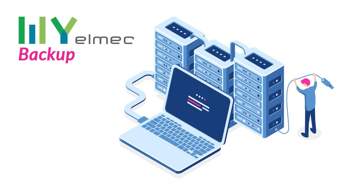 Il Backup dei tuoi server arriva sul portale MyElmec