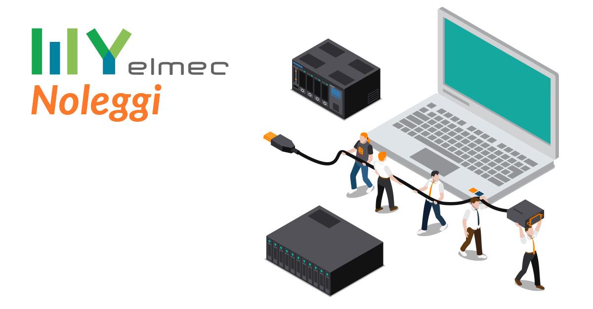 I Noleggi a portata di mano con la nuova dashboard MyElmec