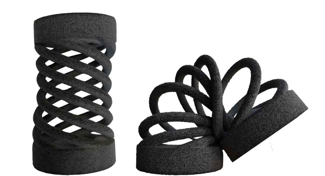 Stampanti 3D professionali: alla scoperta del TPU per l'HP Multijet Fusion